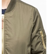Lee BOMBER JACKET L58S Army Green