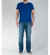 Lee PLAIN POCKET TEE L60C Night Blue