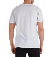 T-shirt Lee SS TONAL TEE L60L White