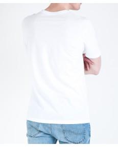 Lee GRAPHIC TEE L60L Bright White