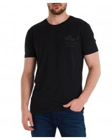 T-shirt Lee ROPE TEE L60S Black