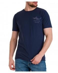T-shirt Lee ROPE TEE L60S Navy