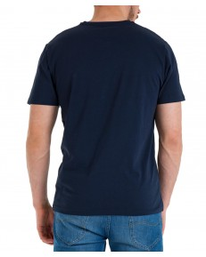 T-shirt Lee PATCH LOGO TEE L60U Navy