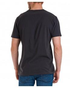T-shirt Lee RIDER TEE L60V Washed Black