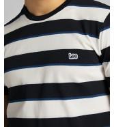 Lee STRIPE TEE L60X Black