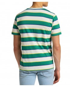 Lee STRIPE TEE L60X Fairway
