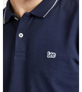 Lee PIQUE POLO L61A Navy