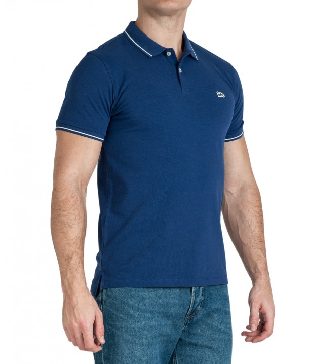 Lee PIQUE POLO L61A Blueprint L61ARLLH
