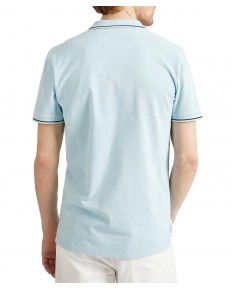 Lee PIQUE POLO L61A Sterling Blue