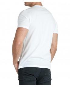 T-shirt Lee BOTANICAL PRINT TEE L61I Black