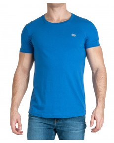 Lee ELONGATED TEE L61K Summer Blue