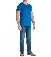 T-shirt Lee ELONGATED TEE L61K Summer Blue