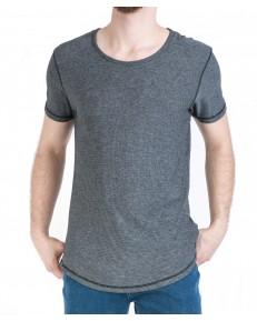Lee T-shirt LONG TEE L61M Black