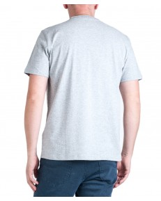 Lee SMALL SUNSET TEE L61P Grey Mele
