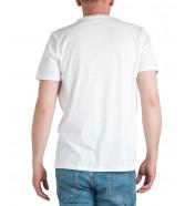 Lee KANSAS CIRCLE TEE L62C Bright White