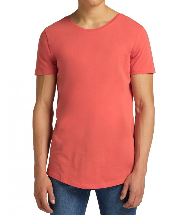 Lee SHAPED TEE L62J Washed Red