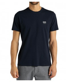 Lee SMALL LOGO TEE L62L Sky Captain