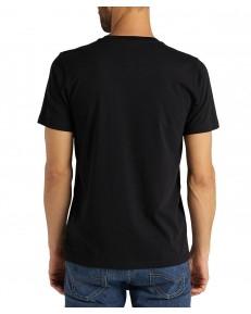 Lee 70S LOGO TEE L62N Black