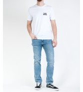 Lee MINI LOGO TEE L62R White