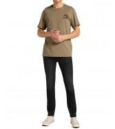 T-shirt Lee GRAPHIC TEE L63B Utility Green