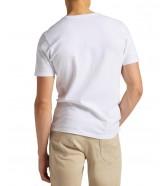 T-shirt Lee SUMMER LOGO TEE L63L White Canvas