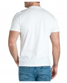 Lee HERITAGE TEE L63Q Bright White
