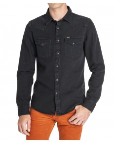 Koszula Lee WESTERN SHIRT L643 Black