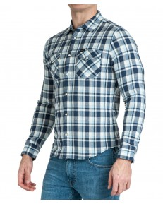 Lee WESTERN SHIRT L644 Navy