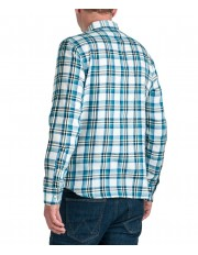 Lee WESTERN SHIRT L644 Dipped Blue