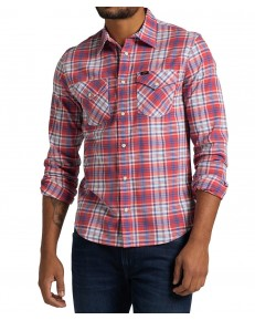 Koszula Lee WESTERN SHIRT L644 Aurora Red