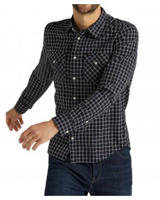 Lee WESTERN SHIRT L644 Sky Captain