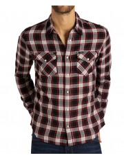 Lee WESTERN SHIRT L644 Red Ochre