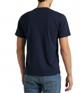 Lee SEASONAL LOGO TEE L64D Navy