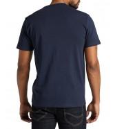 T-shirt Lee CIRCLE TEE L64E Navy
