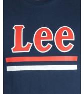 Lee STRIPE TEE L64V Dark Navy