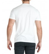 T-shirt Lee CAMO PACKAGE TEE L64W Bright White