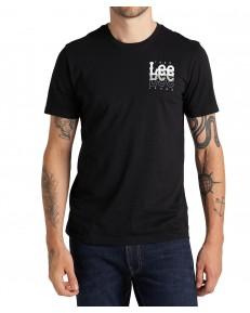 Lee TRIPLE TEE L65P Black