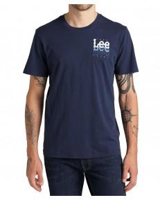 Lee TRIPLE TEE L65P Navy