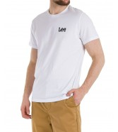 T-shirt Lee TWIN PACK GRAPHIC L65R Black/White