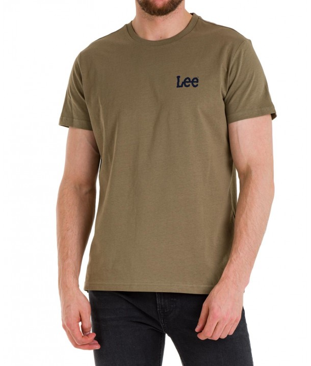 T-shirt Lee TWIN PACK GRAPHIC L65R Green/Blue