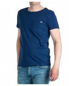 Lee POCKET TEE L65Y Blueprint