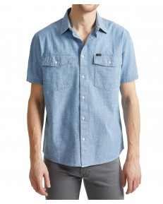Lee SS CHETOPA SHIRT L66A Summer Blue