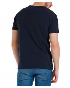 T-shirt Lee ULTIMATE POCKET TEE L66J Navy