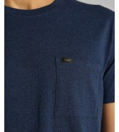 Lee ULTIMATE POCKET TEE L66J Sky Captain