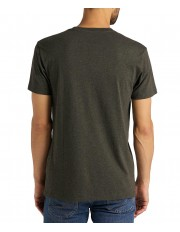 Lee ULTIMATE POCKET TEE L66J Serpico Green