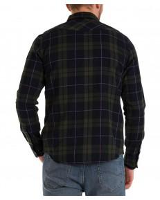 Koszula Lee CLEAN REGULAR WESTERN SHIRT L66R Serpico Green