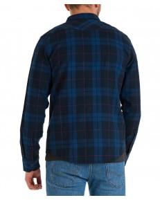 Koszula Lee CLEAN REGULAR WESTERN SHIRT L66R Insiginia Blue