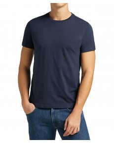Lee TWIN PACK CREW L680 Grey Mele/Navy