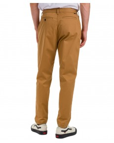 Spodnie Lee Chino Tapered L70R Tobacco Brown