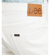 Lee 5 Pocket Short L73E Buttercream
